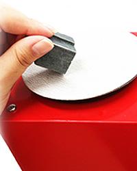 平面バリ 磨き工具